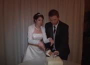 Cake Time at Goegleine's Reception Hall