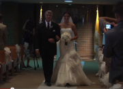 Here Comes The Bride Angie @ St. Charles Catholic Church Fort Wayne