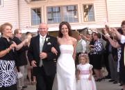Wedding Video Exit The Church 2011 07 09