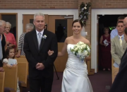 Here Comes The Bride Amanda @ Aldersgate United Methodist Church in Fort Wayne