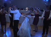 Ally & Ryan's Amazing Bridal Party Dance!