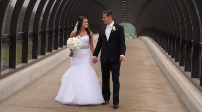 Highlight Music video for Ashley & Reed @ Brookside Church & IPFW
