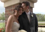 Short Clip of Holly & Brendan after their Wedding