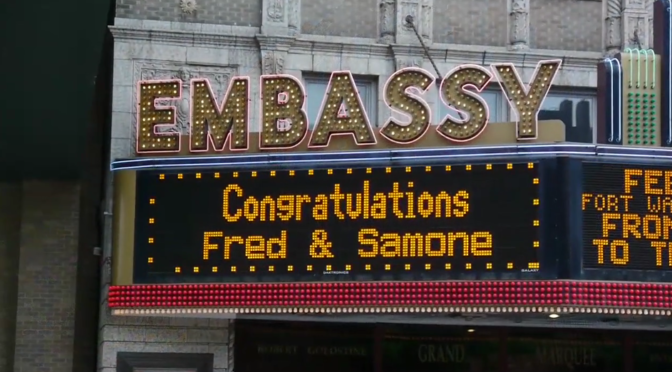 Unofficial Pre-Wedding Montage for Samone & Fred at The Embassy